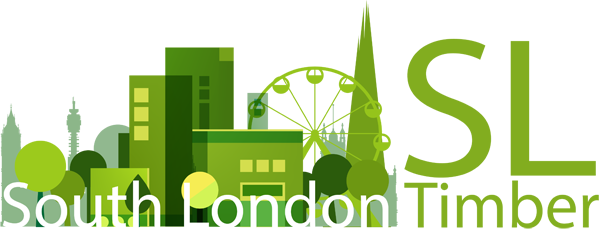 South London Timber Logo
